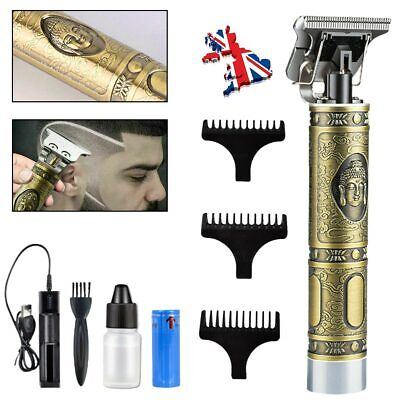 Professional Mens Hair Clippers Shaver Trimmers Machine Cordless Beard Electric • 13.20£