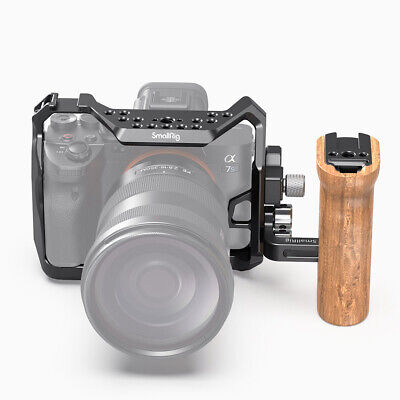 $ CDN146.11 • Buy SmallRig Camera Cage With Handle Kit For Sony Alpha 7S III A7S III A7S3 3008
