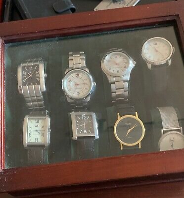 $ CDN36 • Buy Tommy Hifilger Watches Mens (lot Of 5)