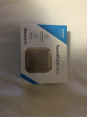 AU45 • Buy Anker Soundcore Nano Bluetooh Speaker Gold