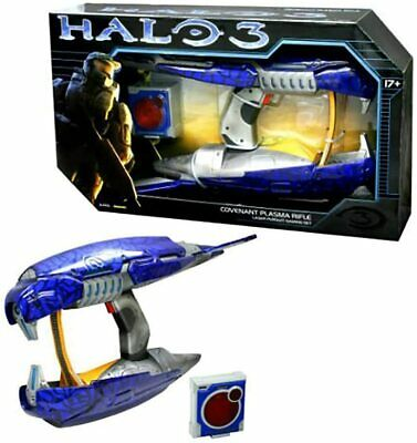 Halo 3 Covenant Plasma Rifle - Laser Tag Toy - Fully Working!! • 285£