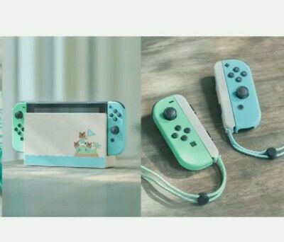 AU163 • Buy  Joy-Con Controller | Nintendo Switch | Limited Edition Animal Crossing