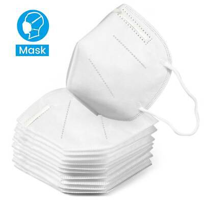 AU14.24 • Buy 10PCS N95/KN95 MASKS 5 Layers Face Mouth Mask Medical Protective Respirator