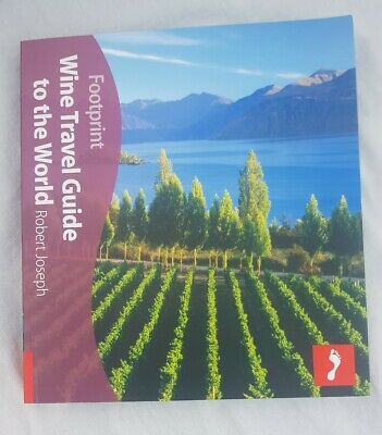 AU19.82 • Buy Signed By Robert Joseph - Footprint Wine Travel Guide To The World Book