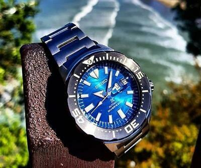 $ CDN625.42 • Buy Seiko SRPE09J1 Prospex Monster Automatic  Save The Ocean  Special Diver's Watch