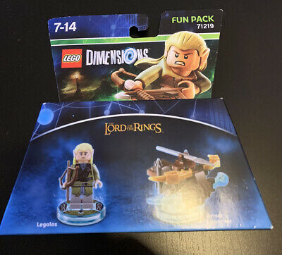 AU15.50 • Buy New Lego Dimensions Lord Of The Rings Fun Pack 71219