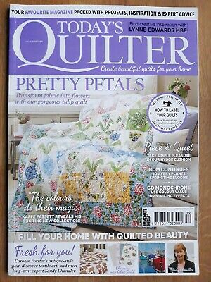 Today's Quilter Magazine Issue 19 (2017) • 2£