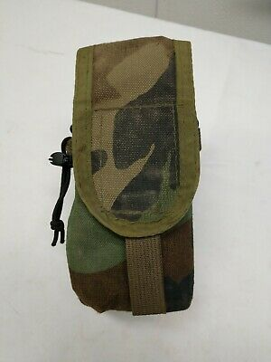 $ CDN13.29 • Buy Tactical Tailor Dual Rifle Mag Pouch-05 MOLLE Woodland M81 MBAV