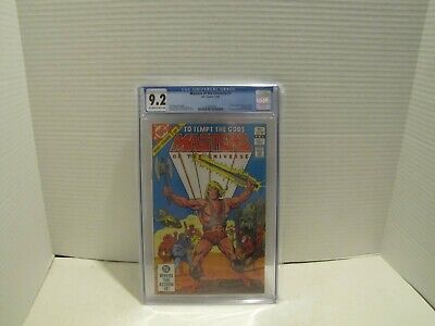 $109.99 • Buy Masters Of The Universe Motu Dc #1 Cgc 9.2 Nice