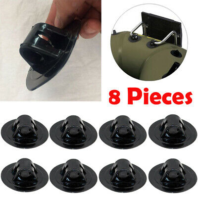 AU12.89 • Buy 8 Pieces Inflatable Kayak/fishing Boat Outboard Motor Mount Stand Holder Bracket