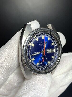 $ CDN656.99 • Buy Seiko 6139 6012 Blue Dial Never Restored Everithing Authentic And Working