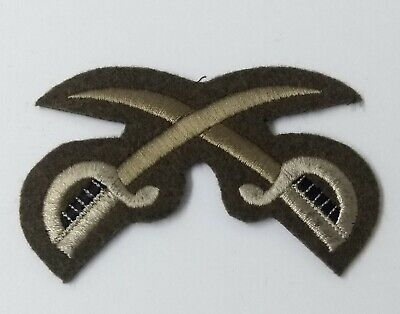 Genuine British Army Issue APTC / PTI Physical Training Corps / Instructor Patch • 9.99£