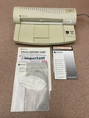 Rexel LM45 High Performance Laminating Machine Fully Working Good Condition • 25£