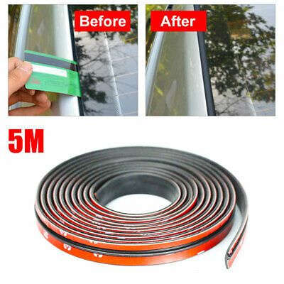5M Car Windshield Roof Rubber Insulation Seal Strip Edge Protector Sealing Trim • 7.49£