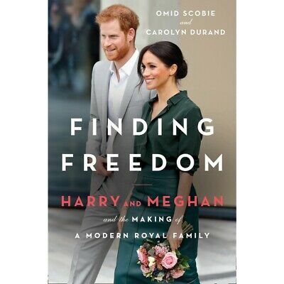 AU19 • Buy Finding Freedom Harry And Meghan And The Making Of A Modern Royal Family