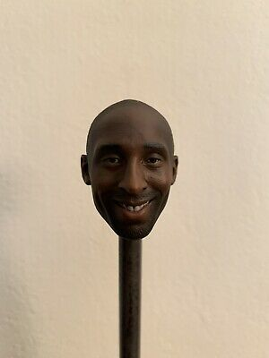 $40 • Buy Kobe Bryant 1/6 Head Sculpt For Enterbay Body, Smiling Face