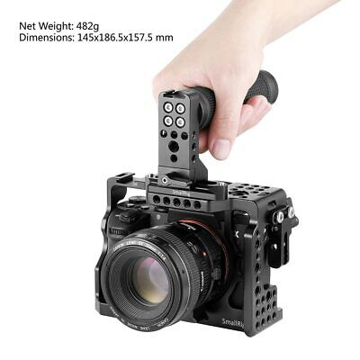 $ CDN213.21 • Buy SmallRig 2096 Cage Kit For Sony A7III A7R III Camera For Handheld Shooting