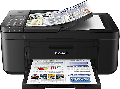 View Details Canon PIXMA Wireless Office All-in-One Printer Copier Scanner Fax, INK INCLUDED • 135.65$