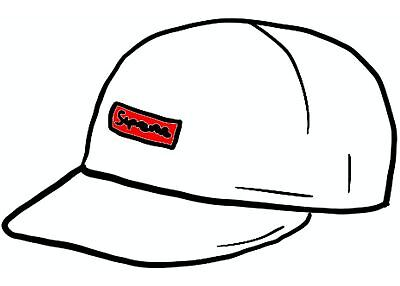 $ CDN113.12 • Buy Supreme Cordura White 6 Panel Small BOGO Box Logo Hat NEW With Tags