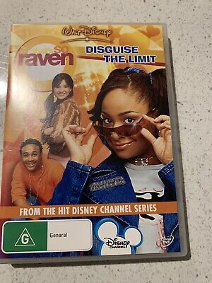 £7.98 • Buy THAT'S SO RAVEN, Disguise The Limit DVD. (Aust R4)
