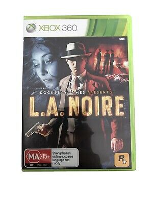 AU6.70 • Buy LA Noire Game XBOX 360. Used In Good Condition. GTA MAKERS