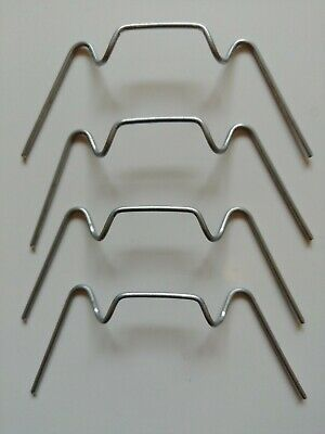 Greenhouse Glass W Clips Glazing Glass Clip X 4 Clips • 1.45£