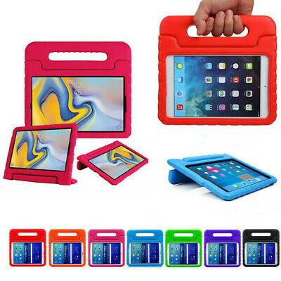 AU26.95 • Buy Kids Stand Rubber Shockproof Case For Samsung Tab 3 Lite 4 E S S2 S3 S4 S6 A 7 8