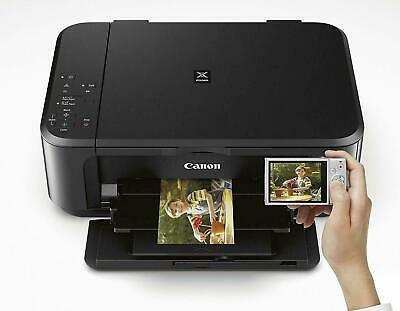 View Details Canon PIXMA MG3620 Home Office Wireless All-In-One Inkjet Printer, INK INCLUDED • 108.00$