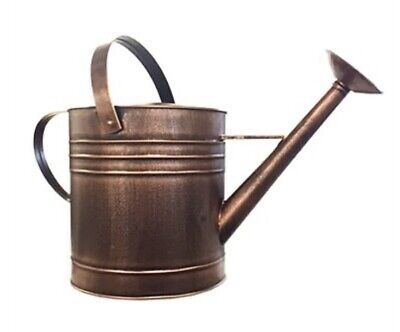 AU41 • Buy Holman WATERING CAN 9L COPPER FINISHED  Easy Balance & Pouring - Fast Shipping