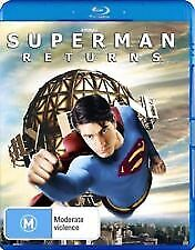 AU9.95 • Buy Superman Returns Blu Ray - New & Sealed Brandon Routh, Kevin Spacey Free Post