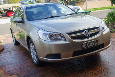 AU6000 • Buy 2007 Holden Epica CDX Automatic Sedan, Exceptionally Low Km