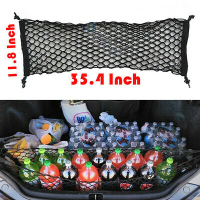 $19.99 • Buy Auto Parts Accessories Trunk Cargo Net Envelope Style Car Interior Storage Net