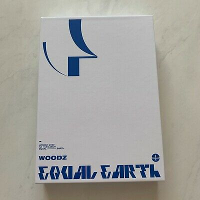 Woodz Equal Earth Ver (no Photocards/stickers) Kpop • 7.50£