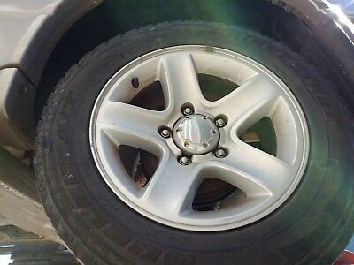 AU120 • Buy Suzuki Vitara 98 99 00 01 02 03 04 05 Factory Wheel With Tyre