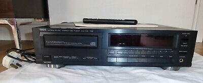 Rare Vintage Yamaha CD Player CDX-1110/U With Original Remote And Instructions • 565£