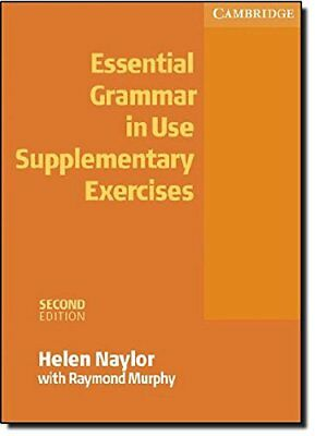 £11.03 • Buy Essential Grammar In Use Supplementary Exercises Without Answers, Murphy, Raymon