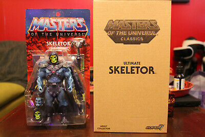 $193.92 • Buy Ultimate Skeletor Super7 New With Mailer MOTU Classics Masters Of The Universe