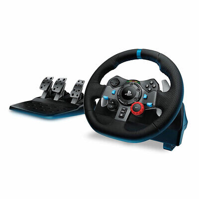 AU418.95 • Buy Logitech G29 Driving Force Racing Wheel For PS4 And PC