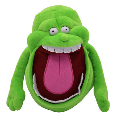 AU27.99 • Buy Ghostbusters Plush Doll Slimer Stuffed Toy Classic Movie Character Kids New
