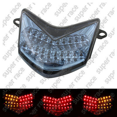 $28.99 • Buy Led Brake Turn Signal Integrated Tail Light For Kawasaki Ninja ZX6R 636 2005-06