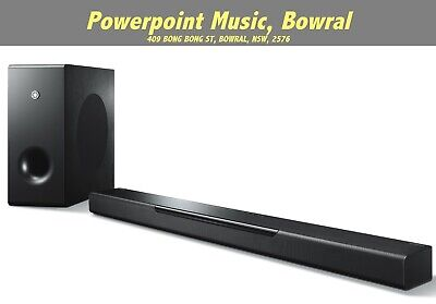 AU899 • Buy Yamaha YAS-408 MusicCast Bar 400 Front Surround System Includes SUB