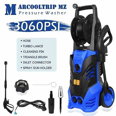£121.99 • Buy Electric Pressure Washer High Power Jet 3060 PSI/211 BAR Water Wash Patio Car