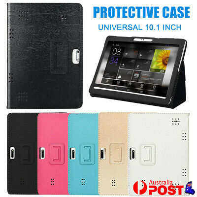 AU9.95 • Buy 10.1 Inch Stand Cover Case Universal For Android Tablet PC Protective Cover