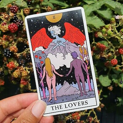 Intuitve 1 Card Tarot Reading, Delivered By E-mail Within 48hrs • 1.33£