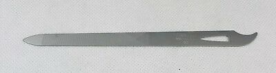 Nail File Metal Diamond Cut Double Sided High Quality  ***uk Stock*** • 1.55£
