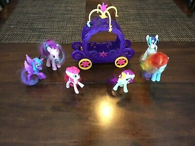 My Little Pony Lot And Carriage • 8.48£
