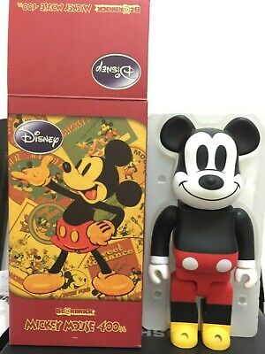 $600 • Buy Medicom Bearbrick Disney Mickey Mouse 400%