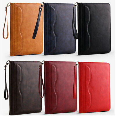 AU32.29 • Buy Leather Smart Case Cover For IPad 6 7 7th Gen 10.2 Mini 4 5 Air 2 3 Pro 9.7 10.5