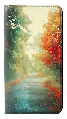$ CDN34.84 • Buy W0913 Road Through The Woods Flip Case For IPHONE Samsung ETC