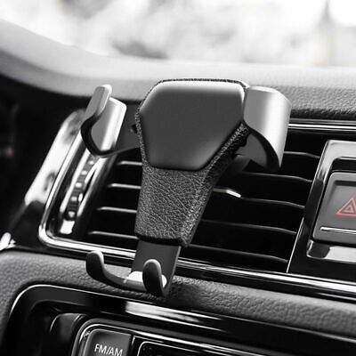 AU9.99 • Buy Universal Car Cradle Air Vent Mount Holder Stand For Smart Mobile Phone AU STOCK